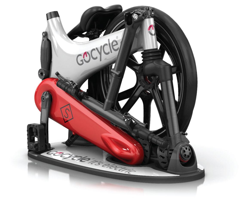 Folded-GoCycle GS | The Garage OTR