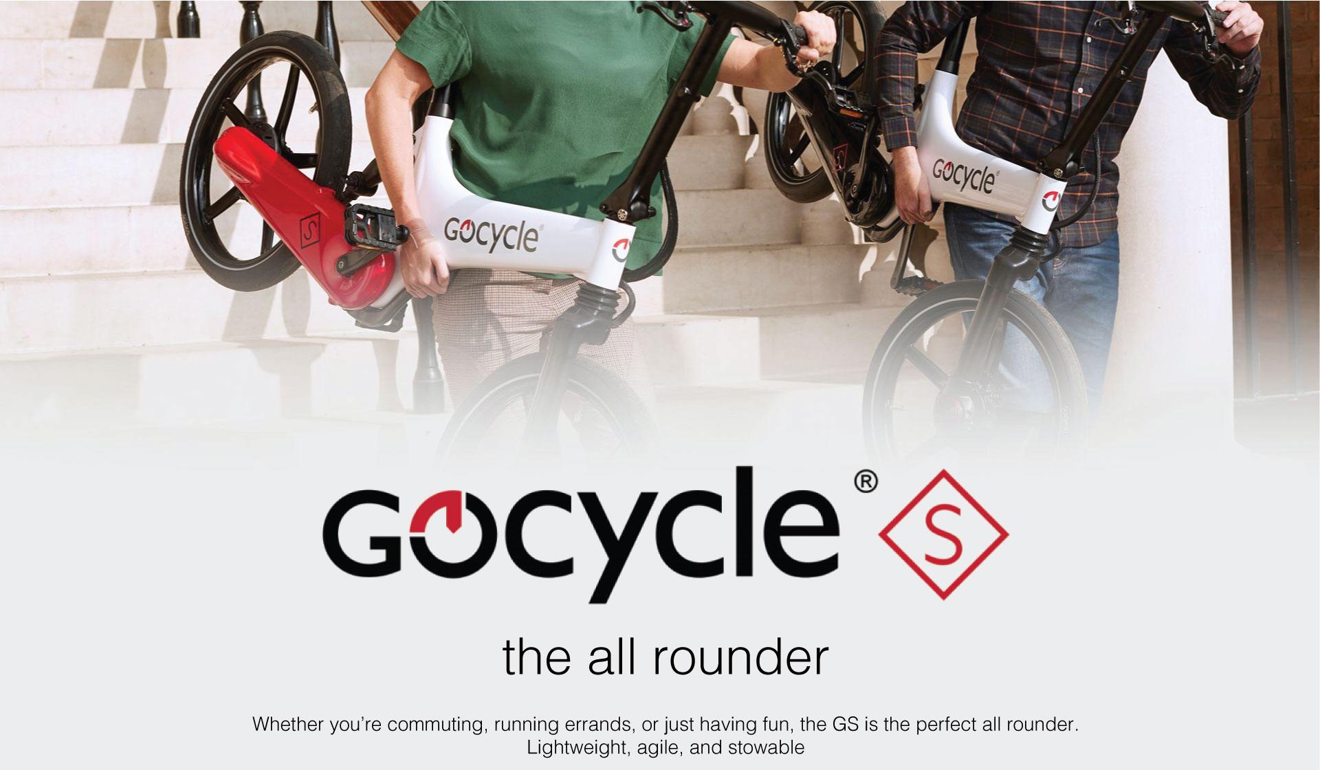 GoCycle S Hero | The Garage OTR