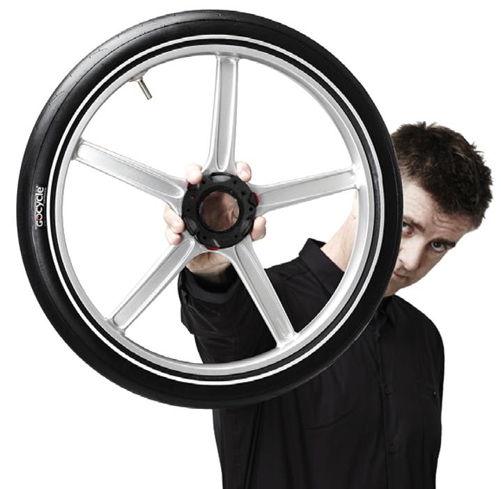 GoCycle Fastest Wheel in the World | The Garage OTR