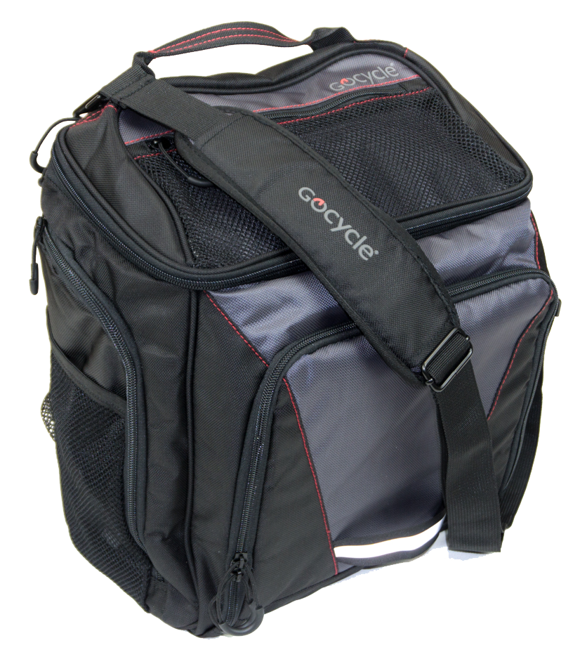 GoCycle Front Pannier | The Garage OTR