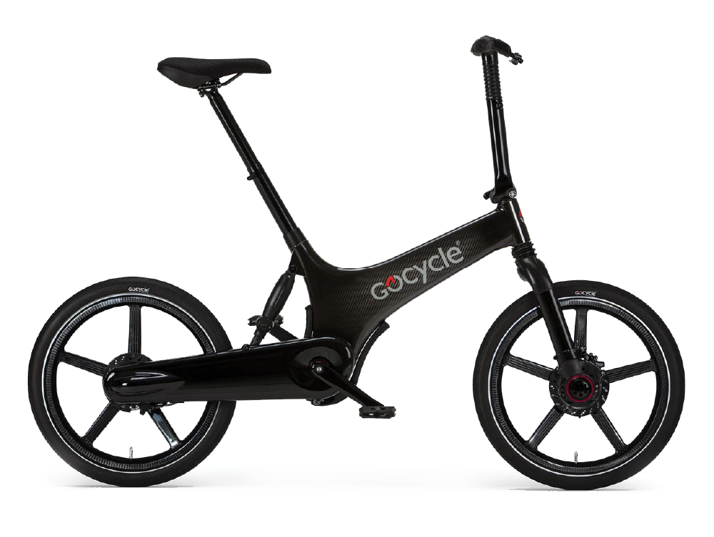 GoCycle G3C Black | The garage OTR