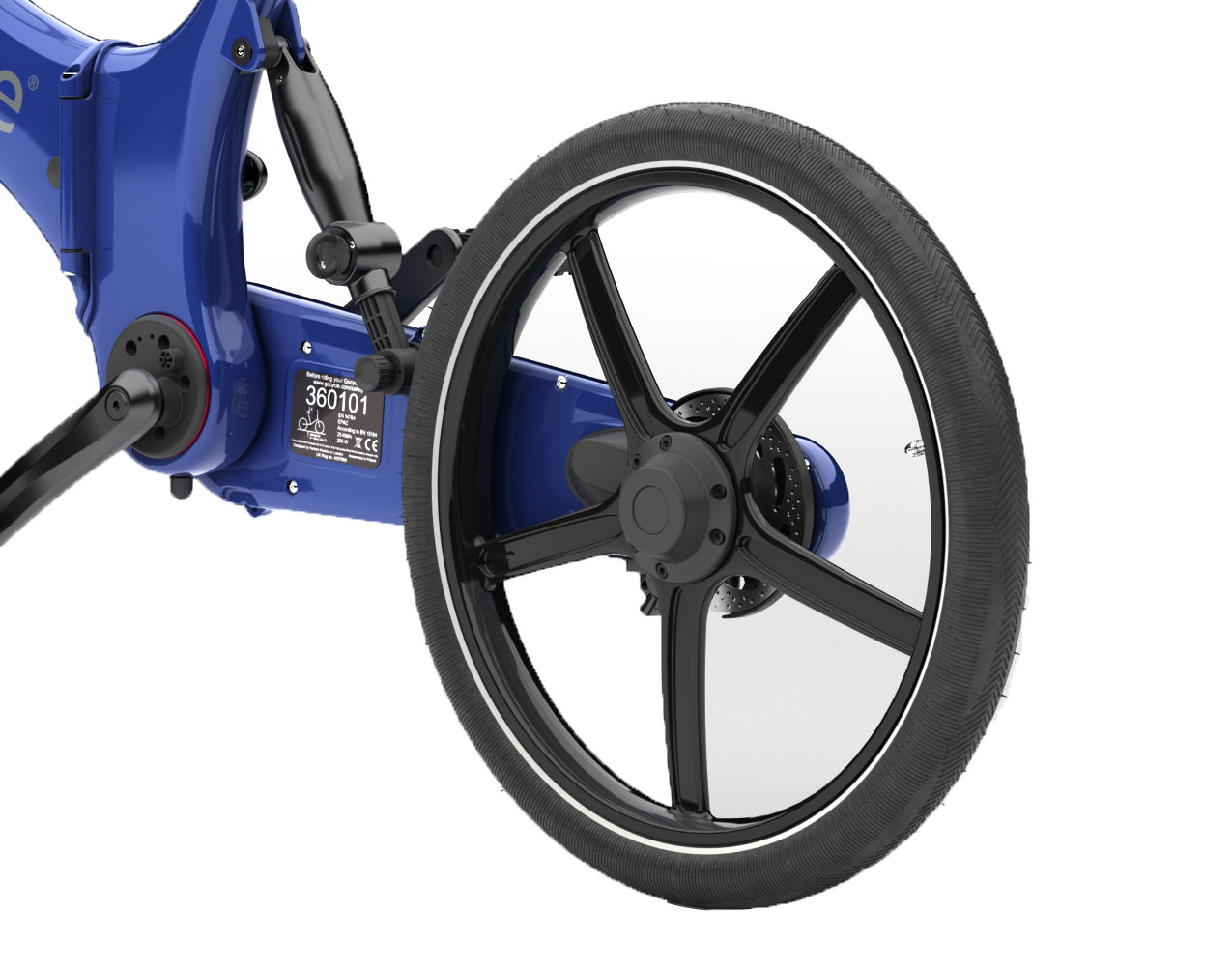 GoCycle GX Pitstop Wheel | The Garage OTR