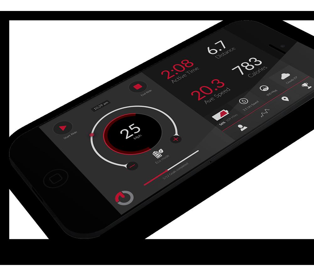 GoCycle hone App | The Garage OTR