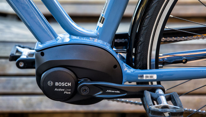 Gazelle Bosch Active Line Plus Motor | The Garage OTR