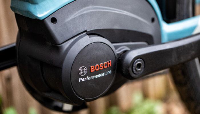 Gazelle Bosch Technology | The Garage OTR