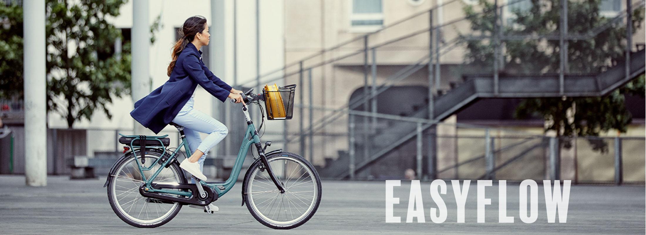 Gazelle EasyFlow | The Garage OTR