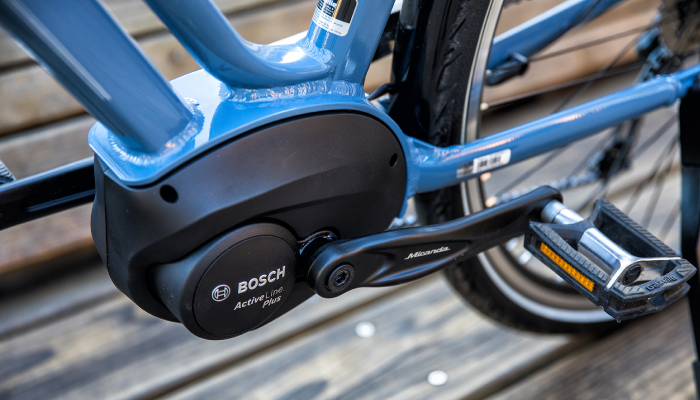 Electric Bike Motors | The Garage OTR