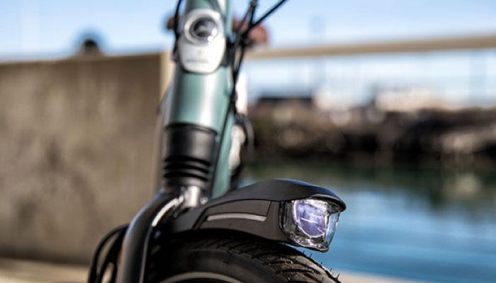 Gazelle Integrated Lights | The Garage OTR