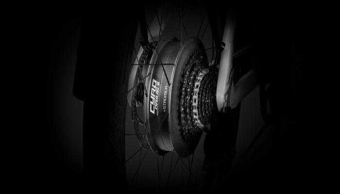 Stromer Rear Wheel Motors | The Garage OTR