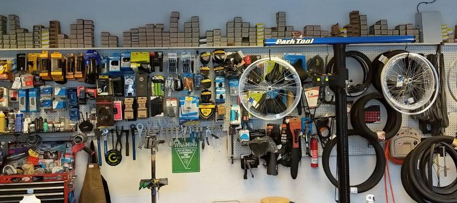 The Garage OTR | Repair Shop