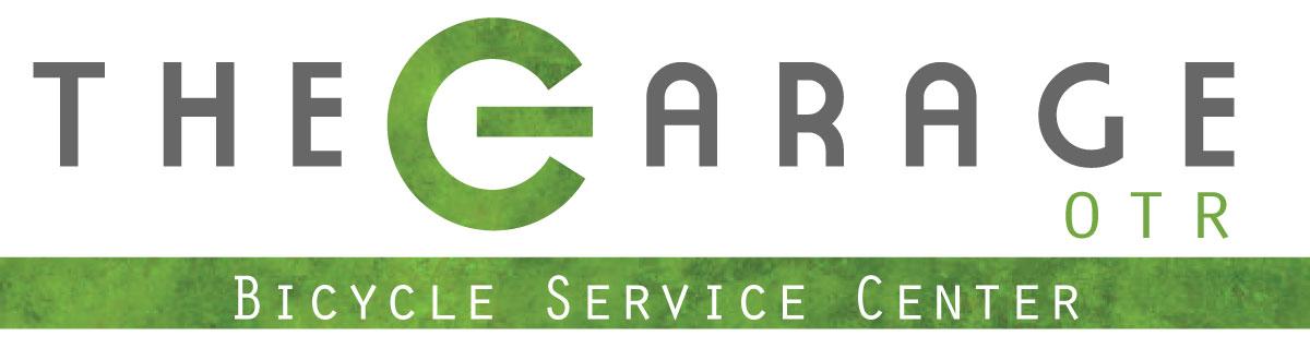 Garage OTR Service Logo | The Garage OTR