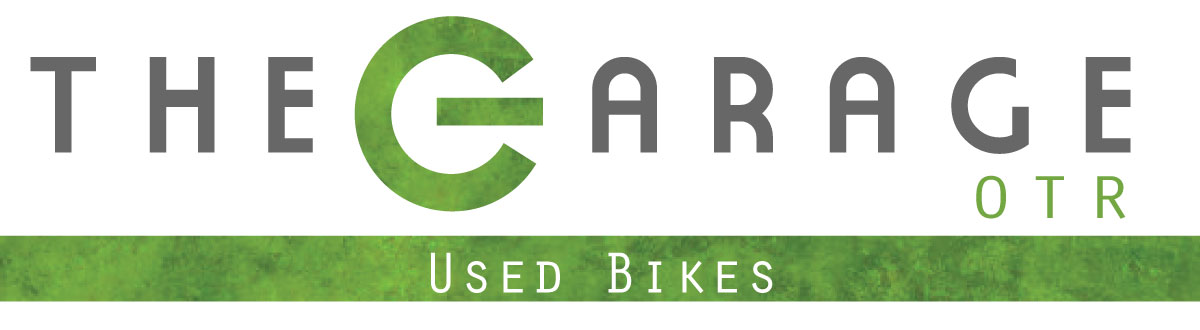 Used Bikes Logo | The Garage OTR