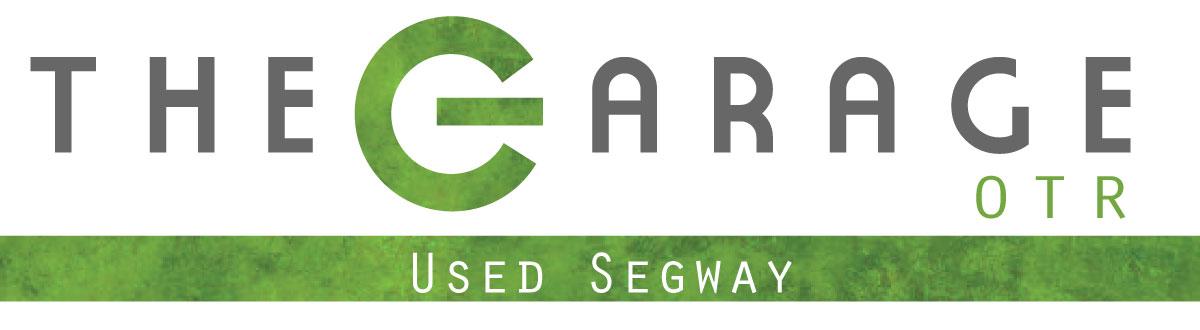 Used Segway Logo | The Garage OTR